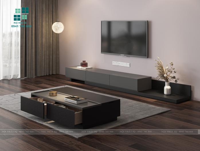 Kệ tivi kiểu dáng đơn giản - thích hợp cho mọi không gian