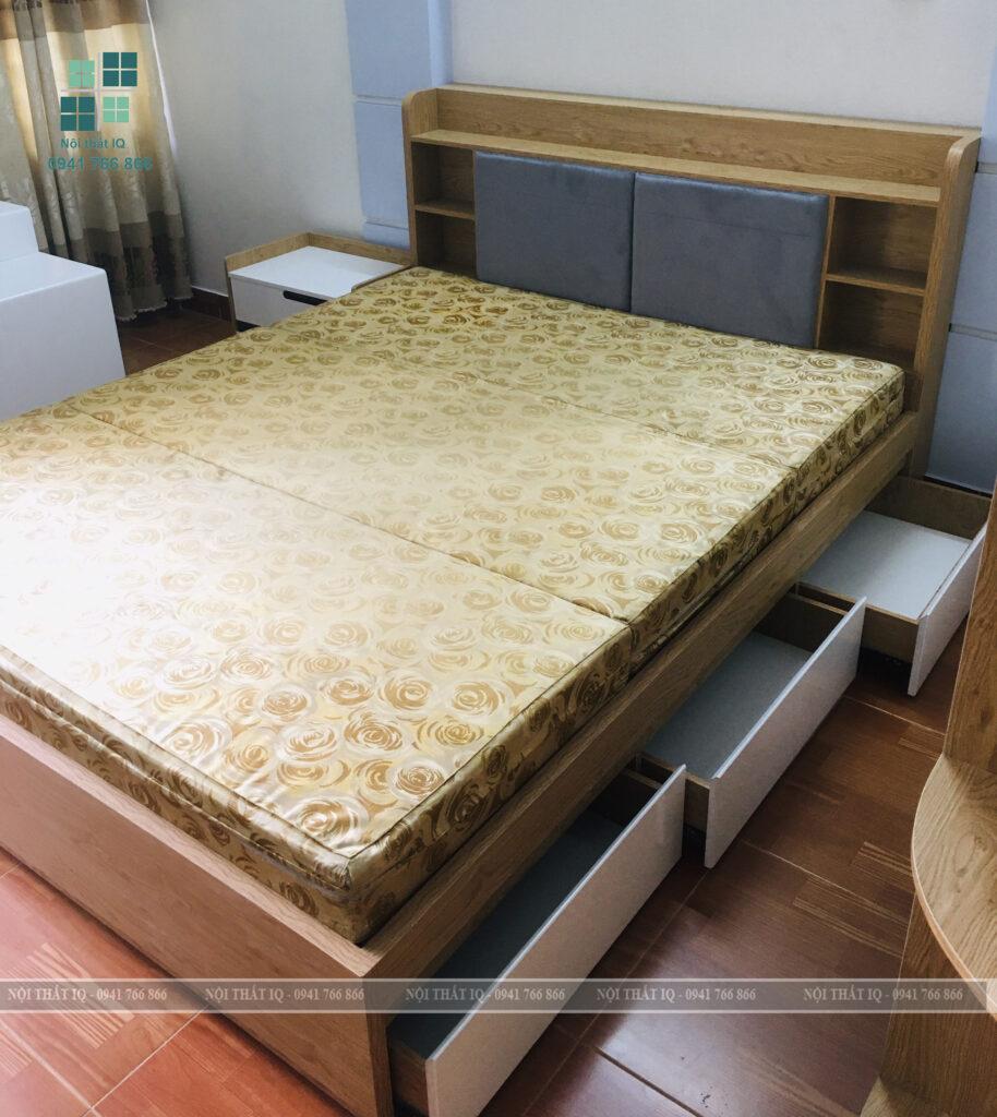 Giường ngủ hiện đại tại hải phòng