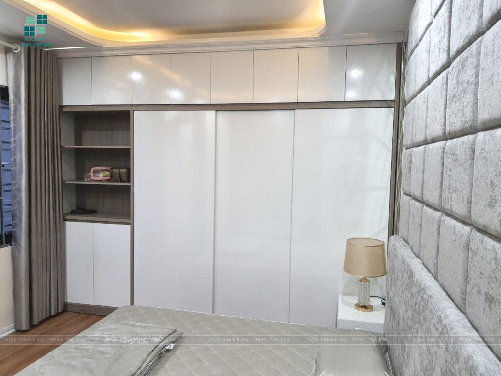 thiết kế phòng ngủ đẹp tại hải phòng