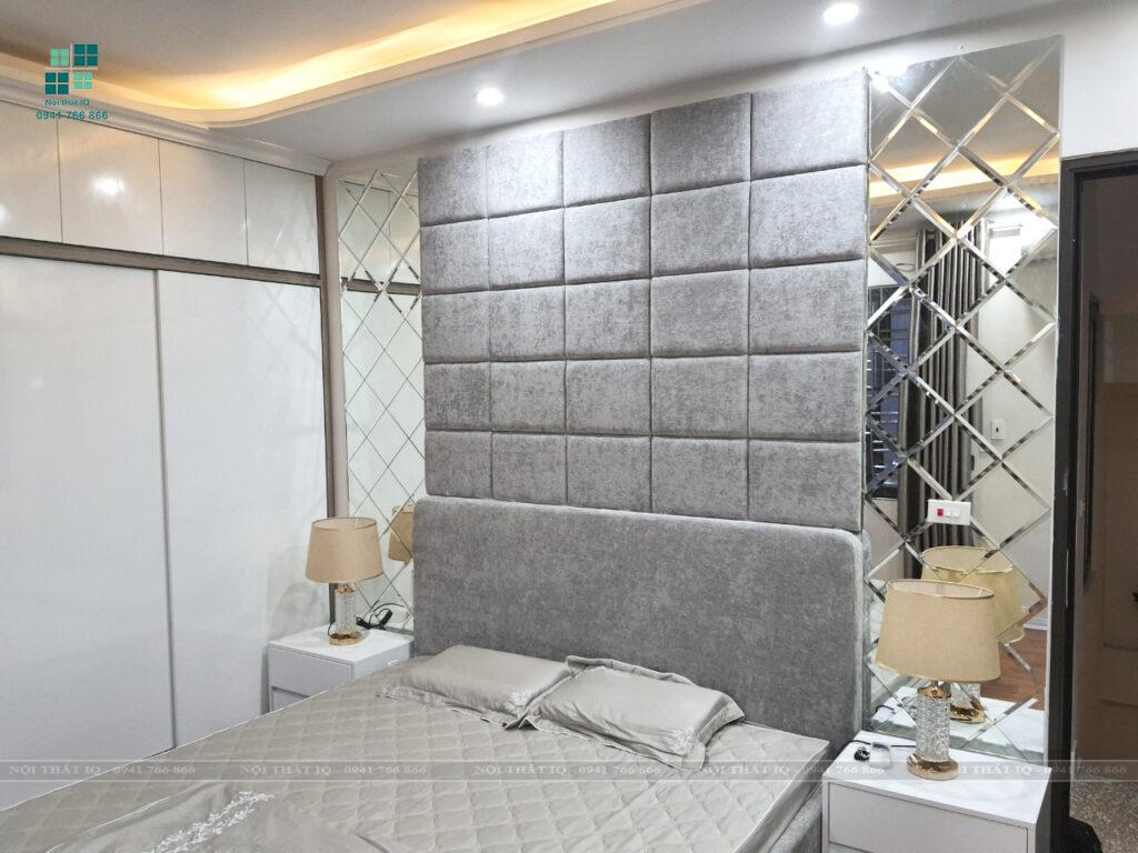 thiết kế trọn gói phòng ngủ 25m2 tại hải phòng